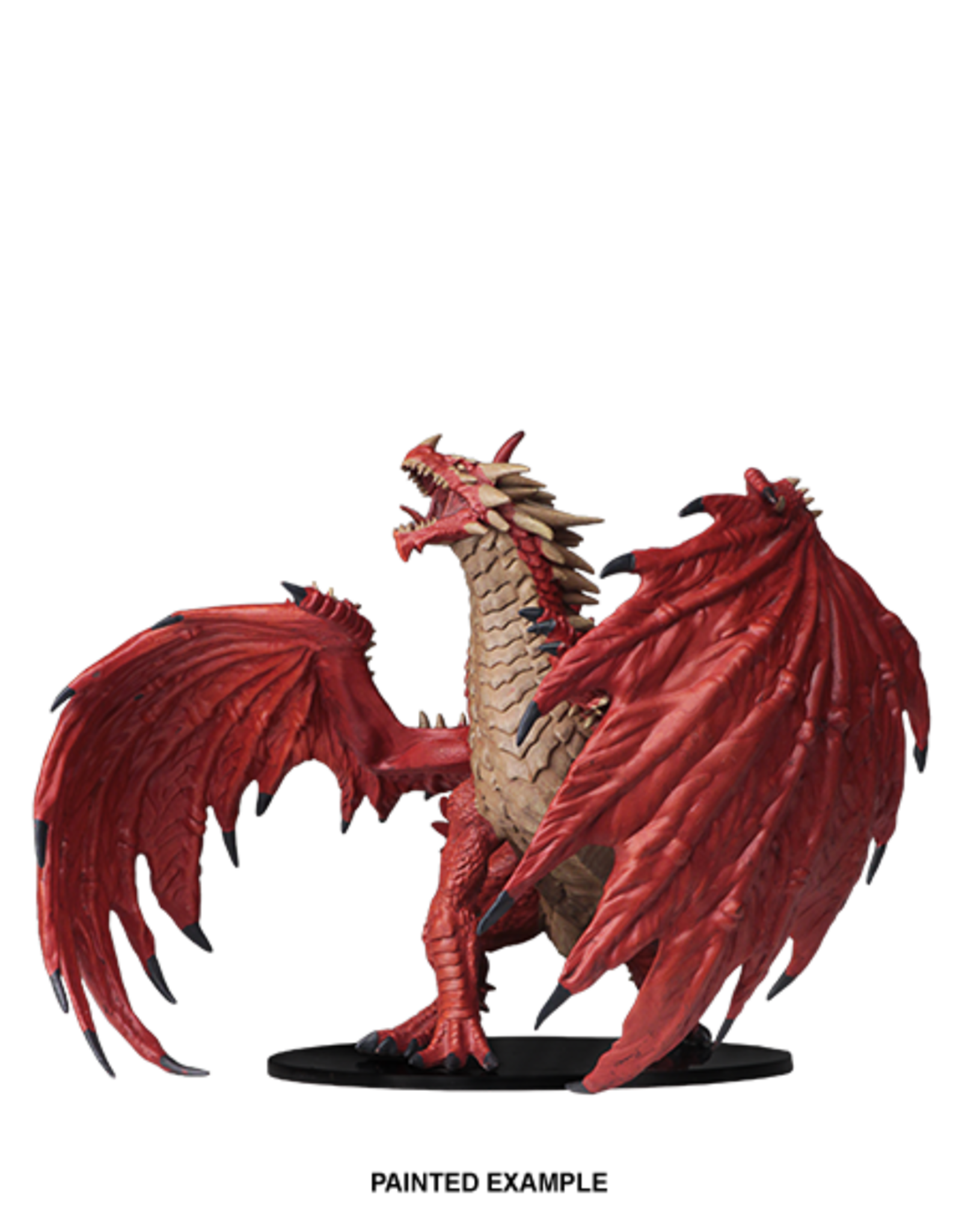 Wizkids Unpainted Gargantuan Dragon Models