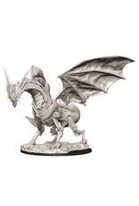 Wizkids Unpainted  Miniatures: Clockwork Dragon