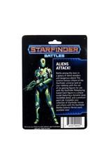 Wizkids Starfinder Battles: Starter Pack - Galactic Villains