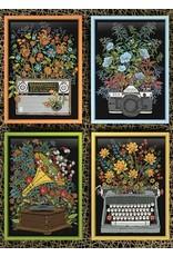 "Cobble Hill ""Floral Objects"" 1000 Piece Puzzle"