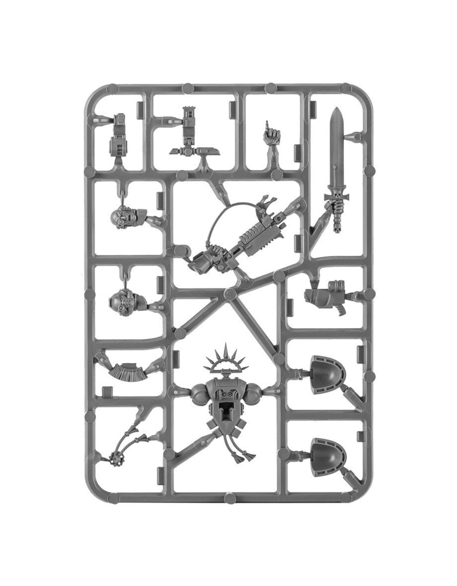 Games Workshop Space Marines: Primaris Captain