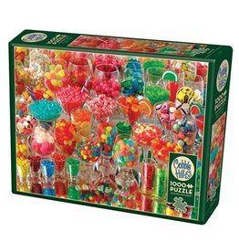 "Cobble Hill ""Candy Bar"" 1000 Piece Puzzle"