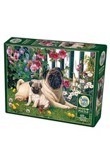 "Cobble Hill ""Pug Family"" 1000 Piece Puzzle"