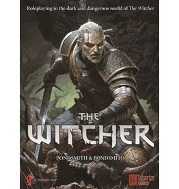R. Talsorian Games The Witcher: Core Rulebook