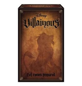 Ravensburger Villainous: Evil Comes Prepared Expansion