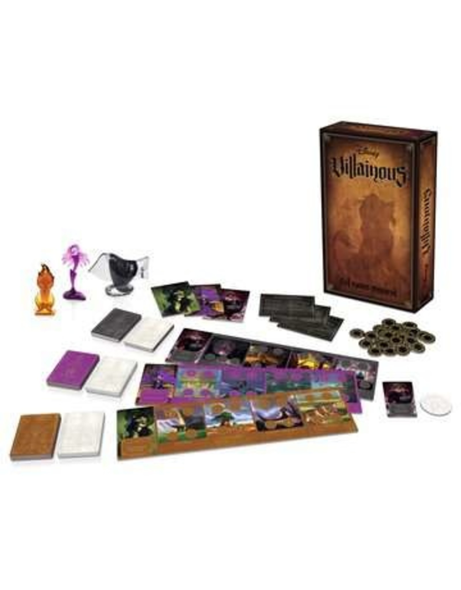 Ravensburger Villainous Evil Comes Prepared Expansion