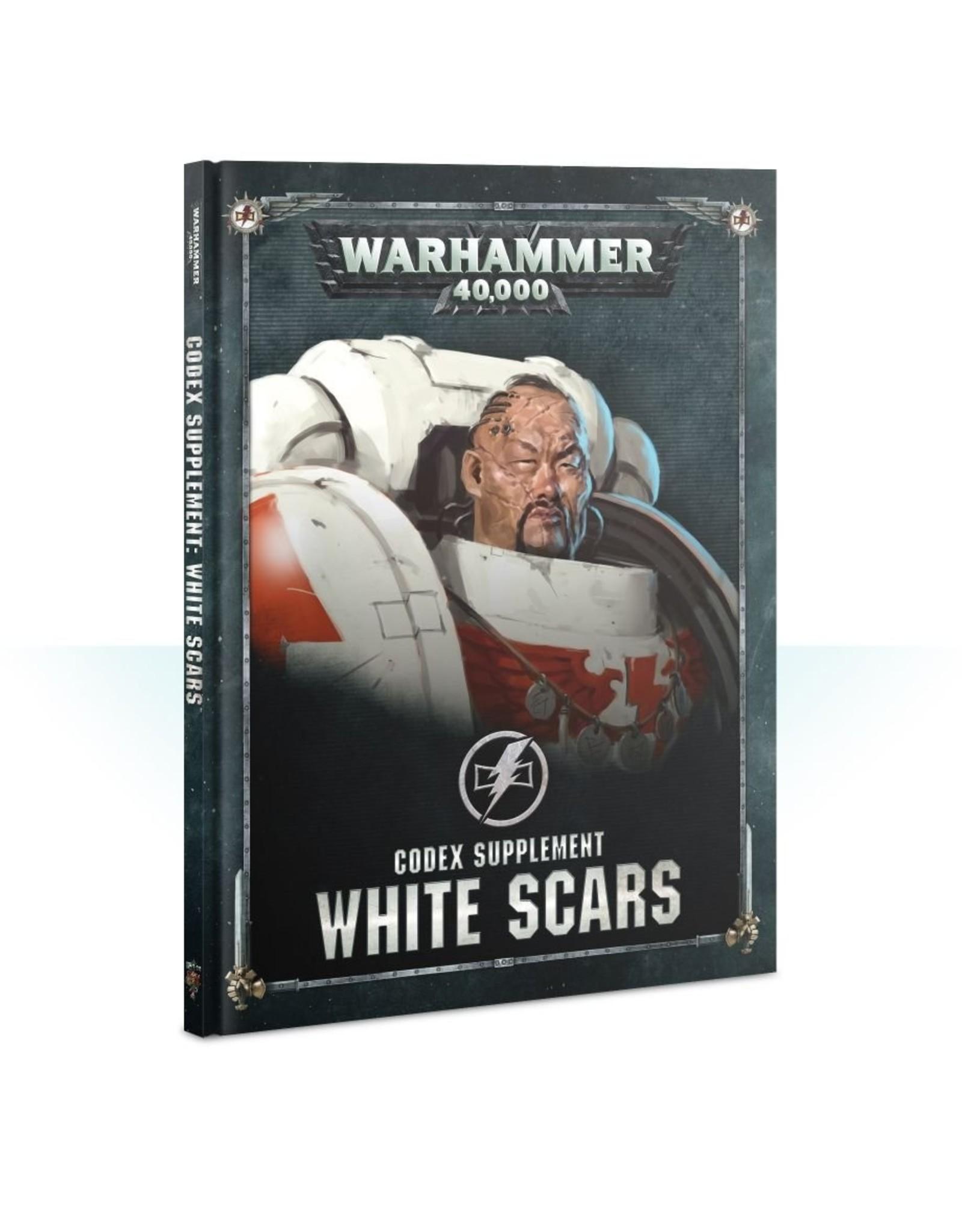 Games Workshop White Scars: 8th Ed Codex