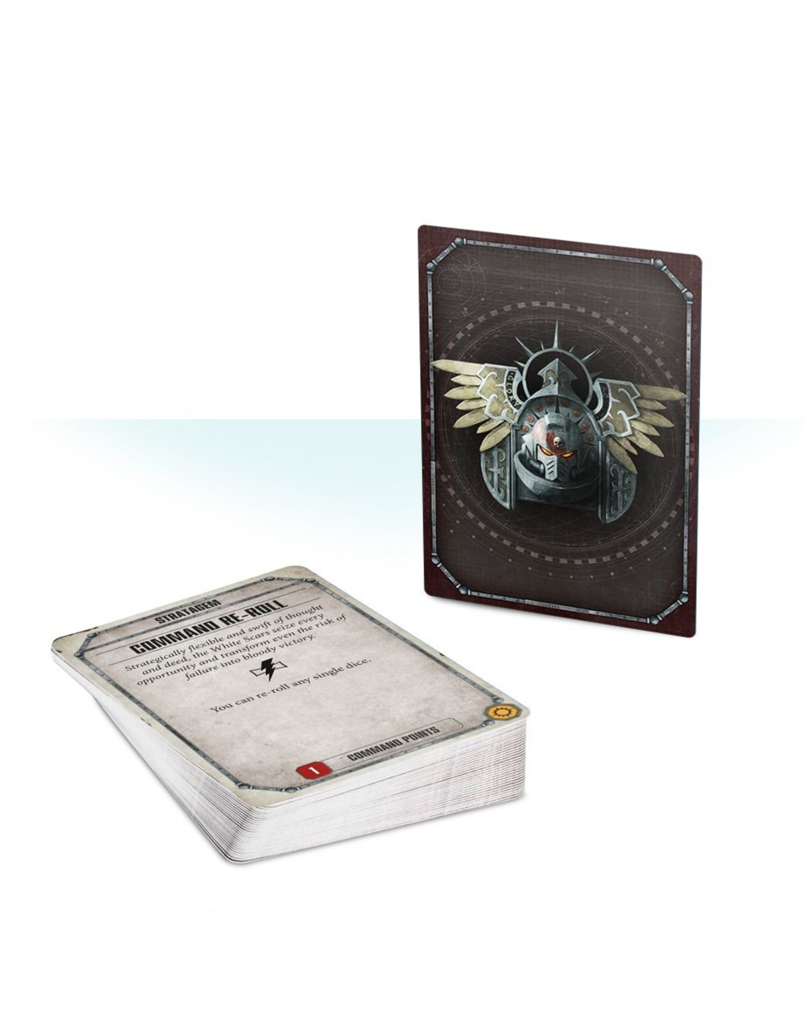 Games Workshop White Scars: 8th Ed Datacards