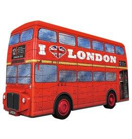 "Ravensburger ""London Bus"" 3D Puzzle"