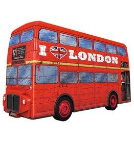 """Ravensburger """"London Bus"""" 3D Puzzle"""