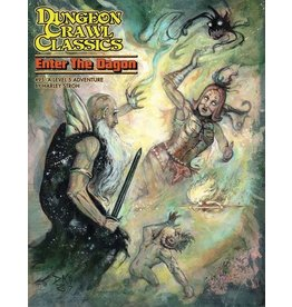 Goodman Games DCC: Enter the Dagon (#95)