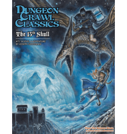 Goodman Games DCC: The 13th Skull (#71)