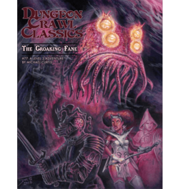 Goodman Games DCC: The Croaking Fane (#77)