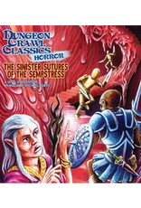 Goodman Games Dungeon Crawl Classics: The Sinister Sutures of the Sempstress (Horror #2)