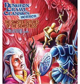 Goodman Games DCC: The Sinister Sutures of the Sempstress (Horror #2)