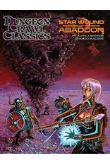 Goodman Games Dungeon Crawl Classics: The Star Wound of Abaddon (#99) 3
