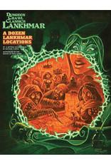 Goodman Games Dungeon Crawl Classics Lankhmar: A Dozen Lankhmar Locations (#7)