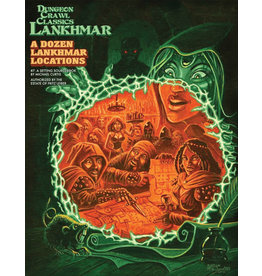 Goodman Games DCC Lankhmar: A Dozen Lankhmar Locations (#7)