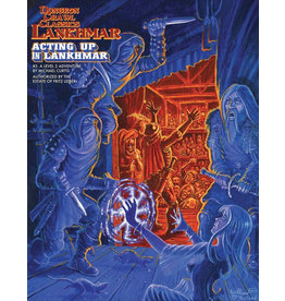 Goodman Games DCC Lankhmar: Acting up in Lankhmar (#3)