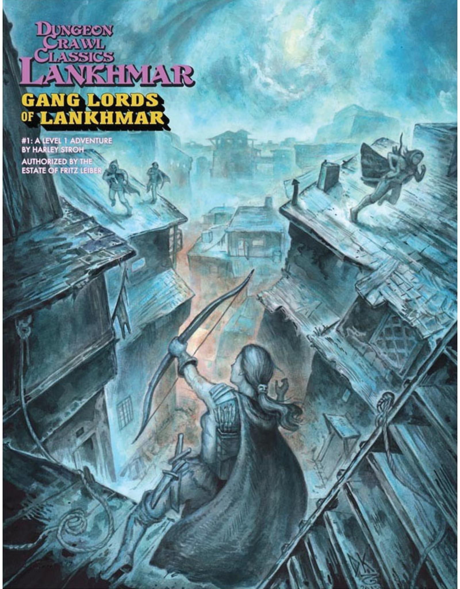 Goodman Games Dungeon Crawl Classics Lankhmar: Gang Lords of Lankhmar (#1)