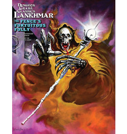 Goodman Games DCC Lankhmar: The Fence's Fortuitous Folly (#2)