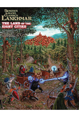 Goodman Games Dungeon Crawl Classics Lankhmar: The Land of Eight Cities (#8)