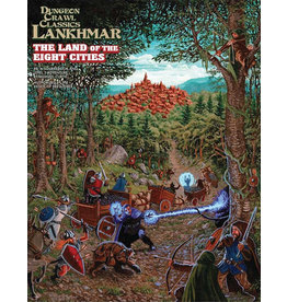 Goodman Games DCC Lankhmar: The Land of Eight Cities (#8)