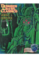 Goodman Games Dungeon Crawl Classics: Jewels of the Carnifex (#70)