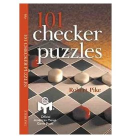 Sterling Publishing 101 Checker Puzzles