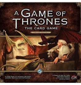 Fantasy Flight Games A Game of Thrones LCG: Core Set