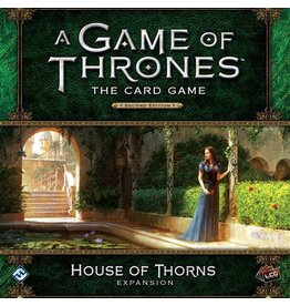 Fantasy Flight Games A Game of Thrones LCG: House of Thorns Expansion