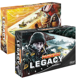 Z-Man Games Pandemic Legacy: Season 2