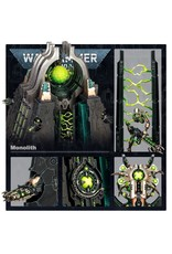 Games Workshop Necrons: Monolith
