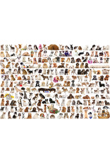"""Eurographics """"The World of Dogs"""" 2000 Piece Puzzle"""