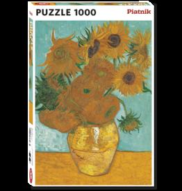"""Piatnik """"Sunflowers"""" 1000 Piece Puzzle"""
