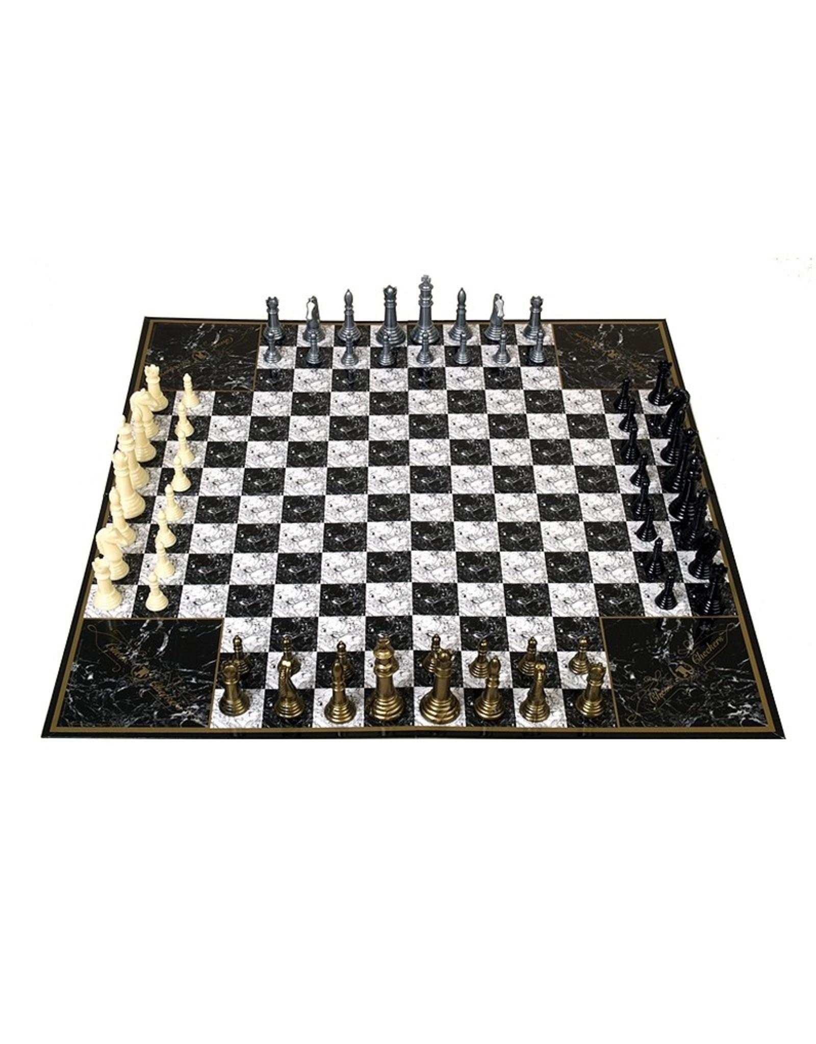 John Hansen Chess 4