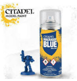 Citadel Citadel Paints Spray Paint Macragge Blue