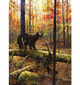 """Artifact Puzzles """"Out for Adventure"""" Wooden Jigsaw Puzzle"""
