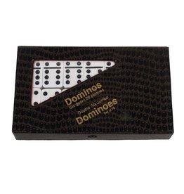 John Hansen Black-Dot Dominoes
