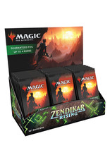 Wizards of the Coast MtG: Zendikar Rising Set Booster Box