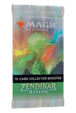 Wizards of the Coast MtG: Zendikar Rising Collector Booster Pack