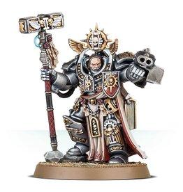 Games Workshop Grey Knight Grand Master Voldus