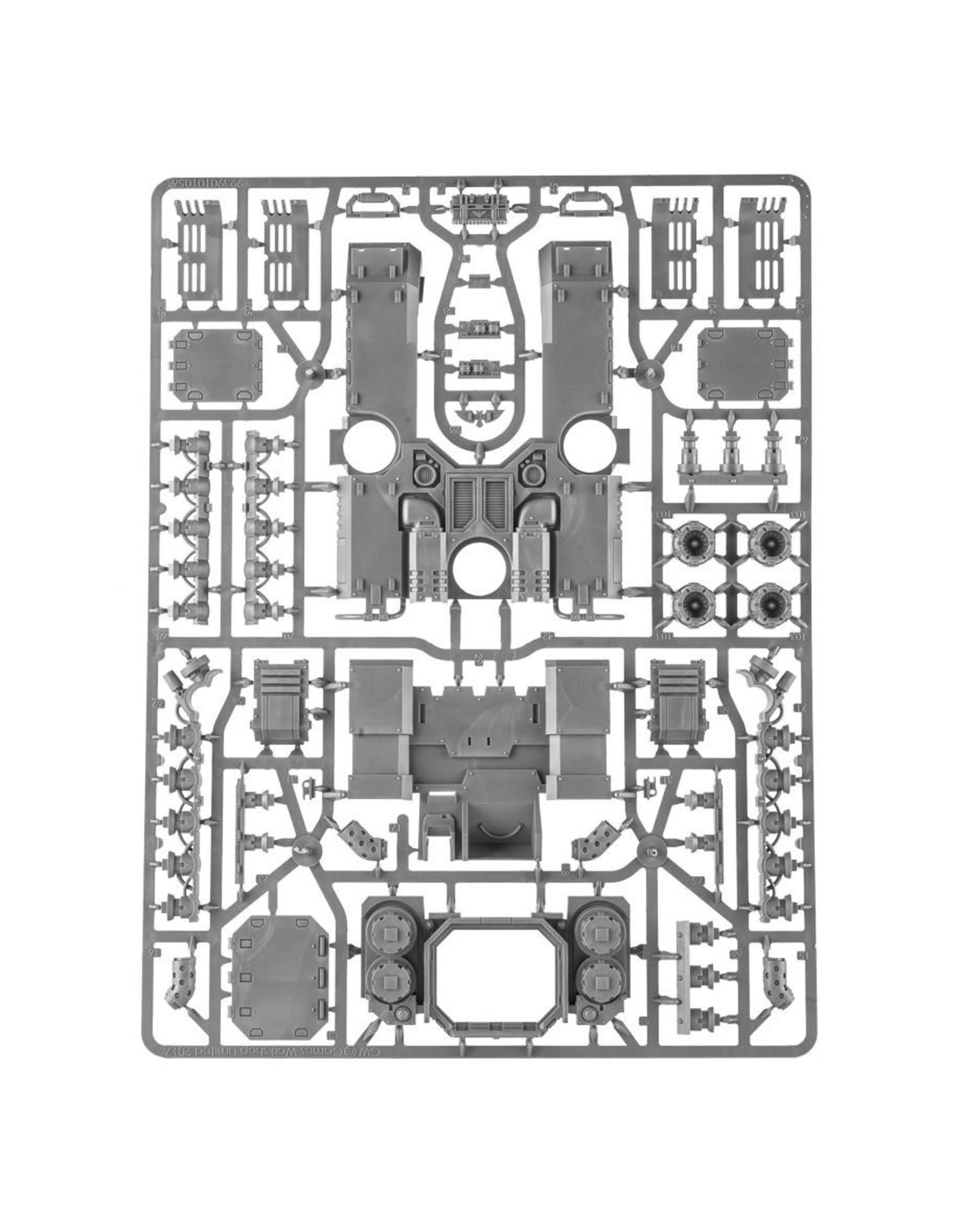 Games Workshop Space Marine: Repulsor Executioner