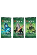 Wizards of the Coast MtG: Zendikar Rising Draft Booster Pack
