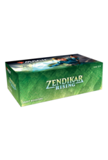 Wizards of the Coast MtG: Zendikar Rising Booster Box