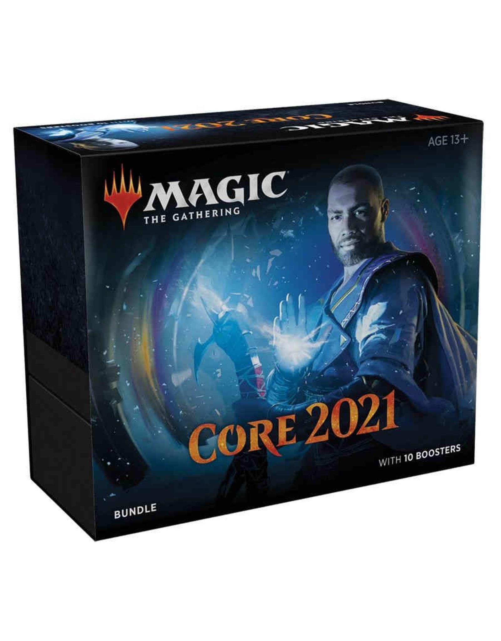 Wizards of the Coast MtG: Core 2021 Bundle