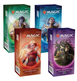 Wizards of the Coast MtG: Challenger Decks