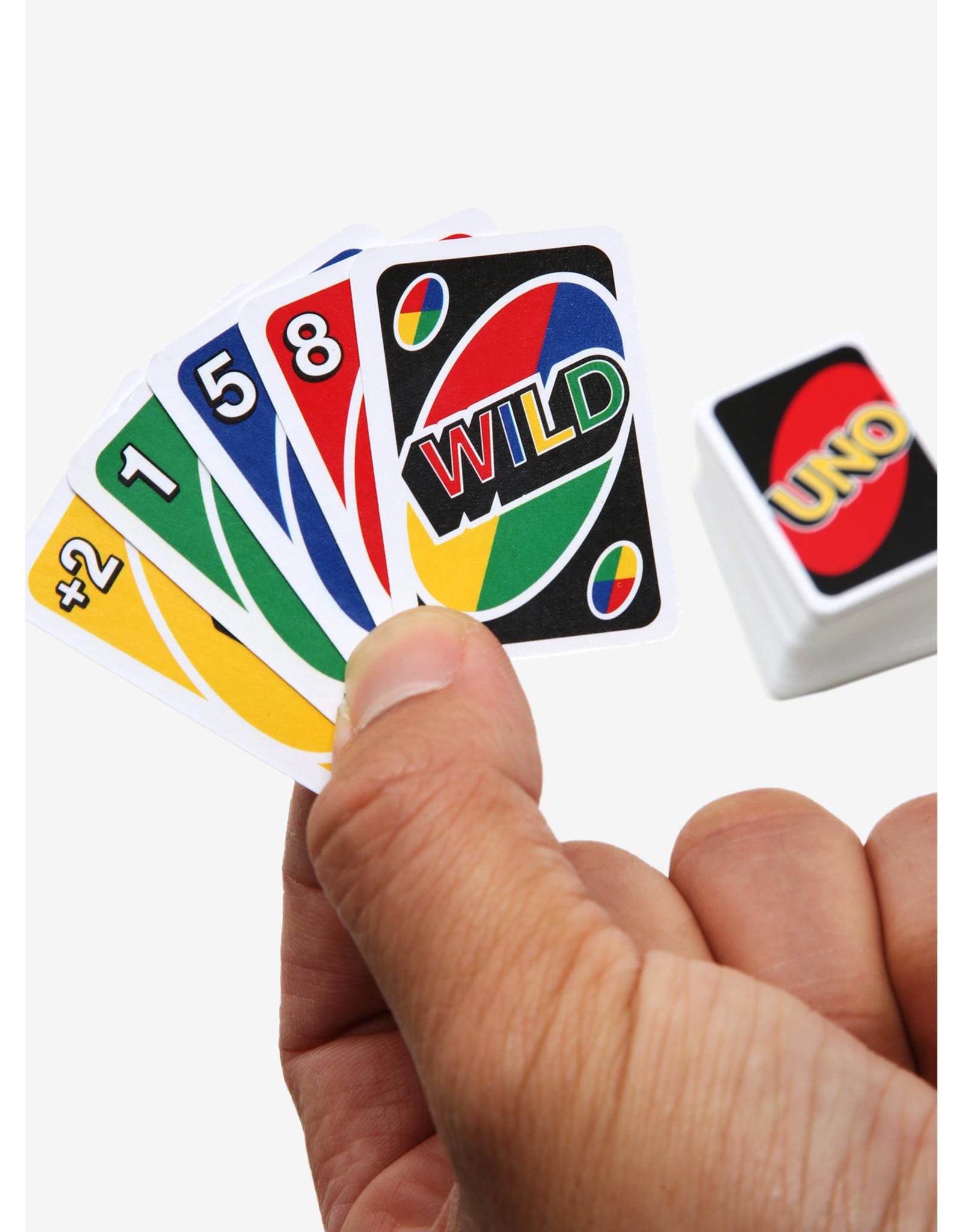 World's Smallest World's Smallest UNO Game