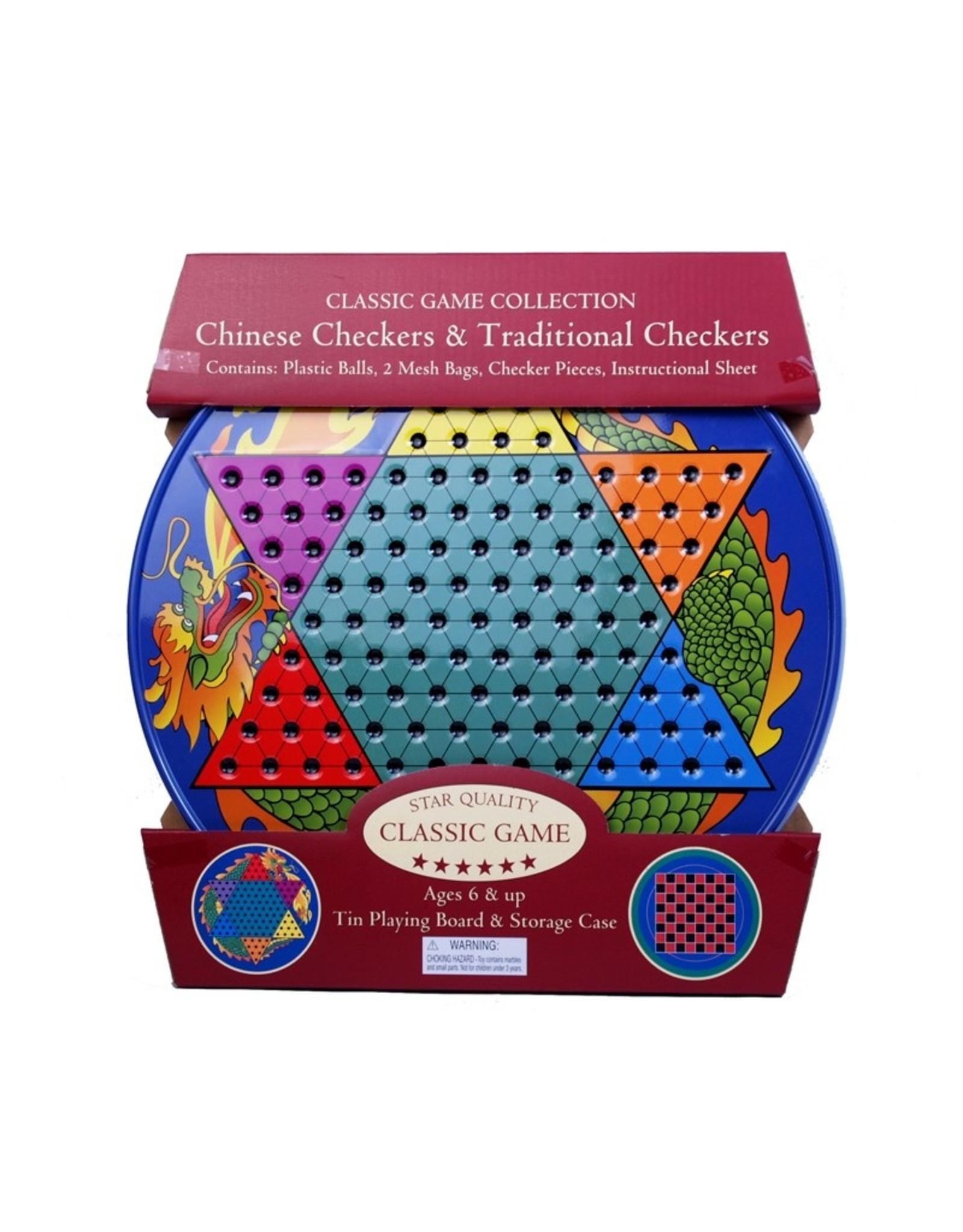 John Hansen Chinese Checkers