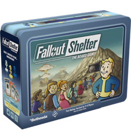 Asmodee Fallout Shelter: The Board Game